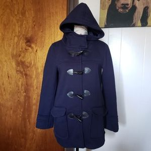 Forever 21 coat with hood